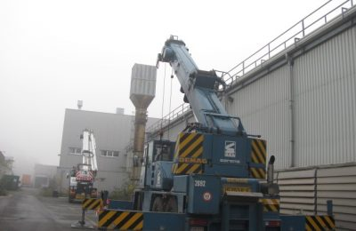 Factory relocation to Mexico