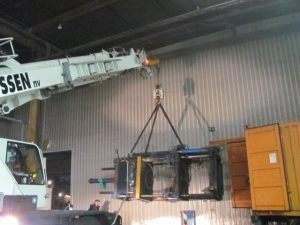 Machinery lifting & jacking solutions