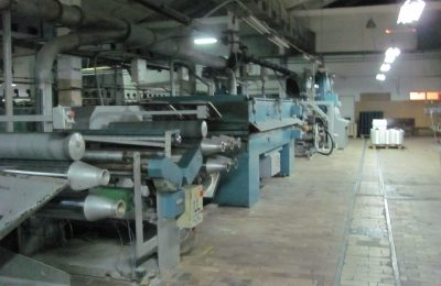 Complete production line relocation services